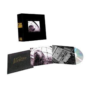 Pearl jam vs. & vitalogy 3 cd deluxe edition 5'' triple cd-r.