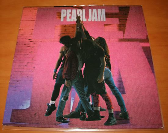 no Code Pearl Jam Cover Pearl Jam no Code Promo